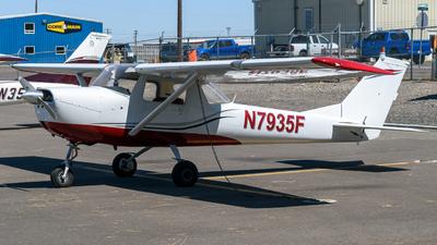 N7935F - Cessna 150F - Private