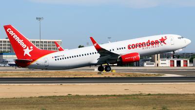 A picture of 9HTJC - Boeing 73786N - Corendon Airlines - © Javier Rodriguez - Amics de Son Sant Joan