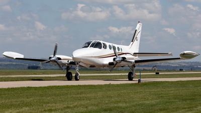 N8636K - Cessna 340A - Private
