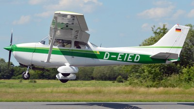 D-EIED - Reims-Cessna F172N Skyhawk II - Private
