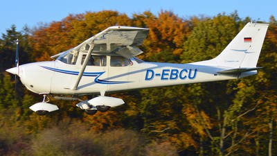 D-EBCU - Reims-Cessna F172H Skyhawk - Private