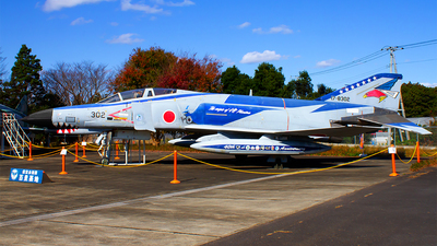 17-8302 - McDonnell Douglas F-4EJ Kai - Japan - Air Self Defence Force (JASDF)