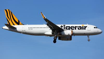VH-XUH - Airbus A320-232 - Tigerair