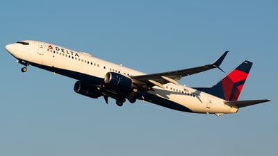 A picture of N843DN - Boeing 737932(ER) - Delta Air Lines - © John Newsome