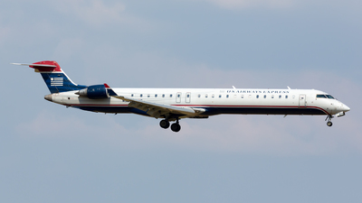 N929LR - Bombardier CRJ-900ER - US Airways Express (Mesa Airlines)
