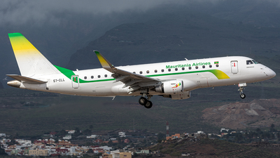 5T-CLL - Embraer 170-200LR - Mauritania Airlines