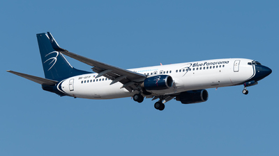 A picture of 9HGFP - Boeing 73789L - Blue Panorama Airlines - © Turkay Oksuz