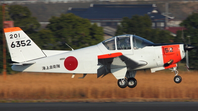 6352 - Fuji T-5 - Japan - Maritime Self Defence Force (JMSDF)