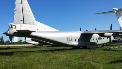 10 - Antonov An-8 - Soviet Union - Air Force