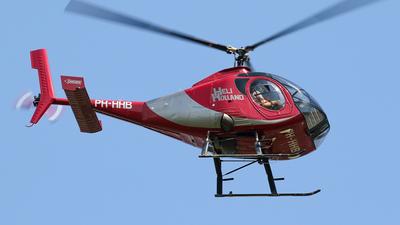 PH-HHB - Schweizer 269D - Heli Holland