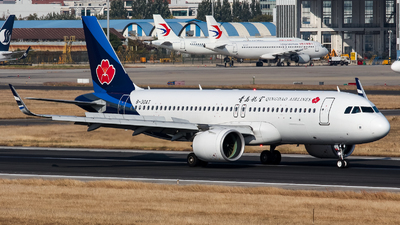 A picture of B30AT - Airbus A320271N - Qingdao Airlines - © Chingwang Lee