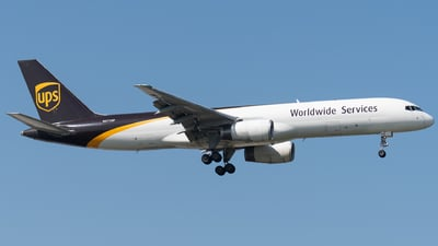 N471UP - Boeing 757-24A(PF) - United Parcel Service (UPS)