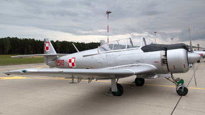 0510 - PZL-Mielec TS-8 Bies - Poland - Air Force