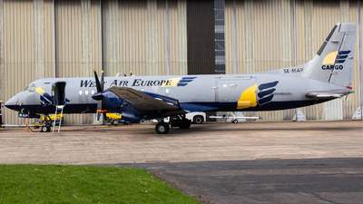 SE-MAP - British Aerospace ATP-F(LFD) - West Air Europe