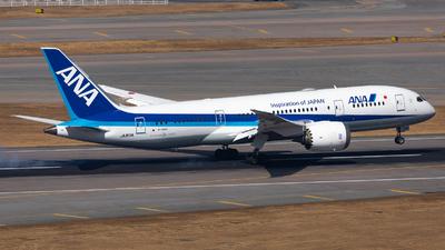 JA813A - Boeing 787-8 Dreamliner - All Nippon Airways (Air Japan)