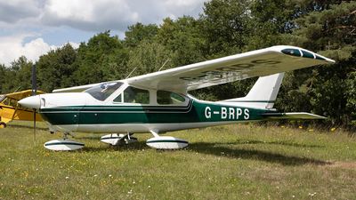 G-BRPS - Cessna 177B Cardinal - Private