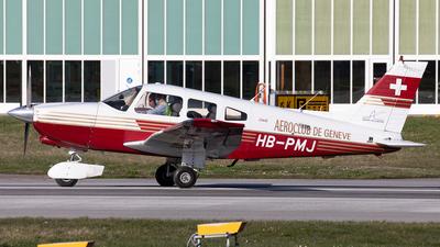 A picture of HBPMJ - Piper PA28236 - [2811027] - © Alexandre Fazan