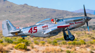 N35FF - North American P-51D Mustang - Private