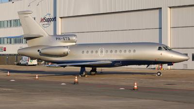 PH-STB - Dassault Falcon 900C - Private