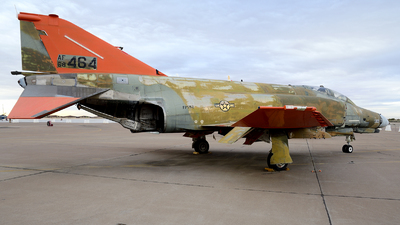 68-0464 - McDonnell Douglas QF-4E Phantom II - United States - US Air Force (USAF)