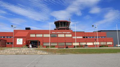ENSN - Airport - Terminal