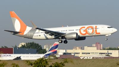 PR-XMO - Boeing 737-8 MAX - GOL Linhas Aéreas