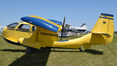 N6356K - Republic RC-3 Seabee - Private