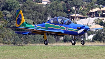 FAB5710 - Embraer A-29A Super Tucano - Brazil - Air Force