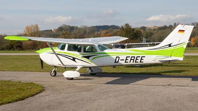 D-EREE - Cessna 172P Skyhawk II - Fliegerverein München