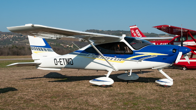 D-ETMD - Tecnam P2010 TDI - Private