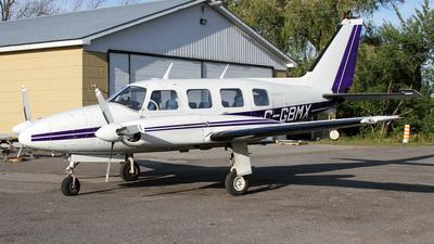 C-GBMX - Piper PA-31 Navajo B - Private