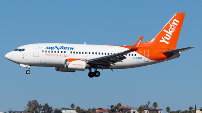 C-FANF - Boeing 737-55D - Air North