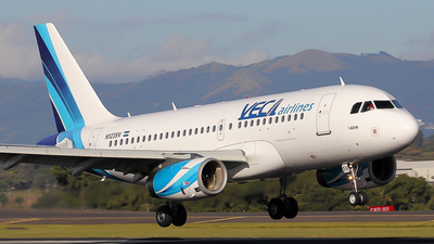 N1235V - Airbus A319-132 - VECA Airlines