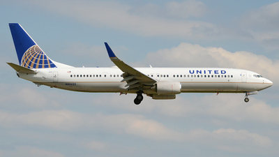 N39423 - Boeing 737-924ER - United Airlines