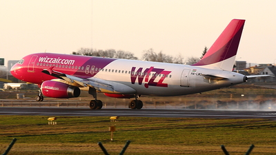 HA-LWC - Airbus A320-232 - Wizz Air