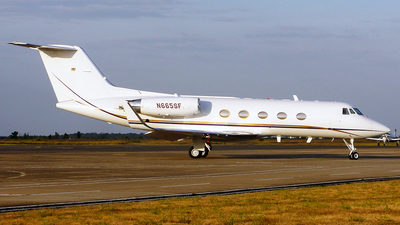 N665SF - Gulfstream G-II(SP) - Private