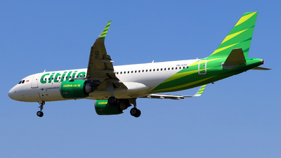 PK-GTG - Airbus A320-251N - Citilink