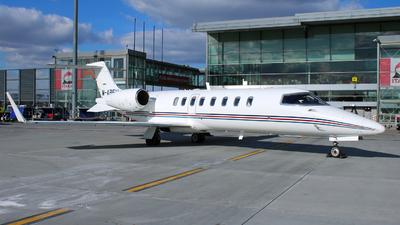 M-ABEU - Bombardier Learjet 45 - Ryanair