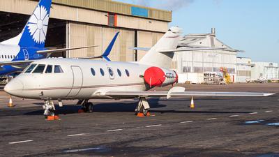 C-GZOX - Dassault Falcon 20F-5 - Air Nunavut
