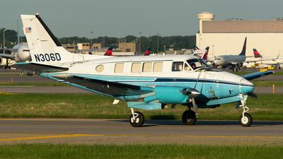 N306D - Beechcraft 65-80 Queen Air - Bemidji Aviation Services