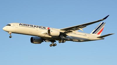 F-WZFN - Airbus A350-941 - Air France