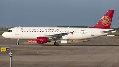 B-6965 - Airbus A320-214 - Juneyao Airlines