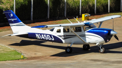 N145DJ  - Cessna 206H Stationair - Private