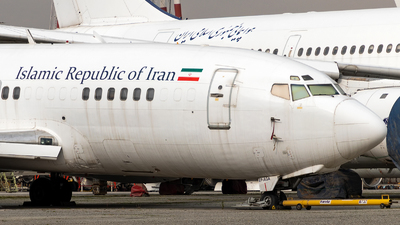 EP-AGA - Boeing 737-286(Adv) - Iran - Government
