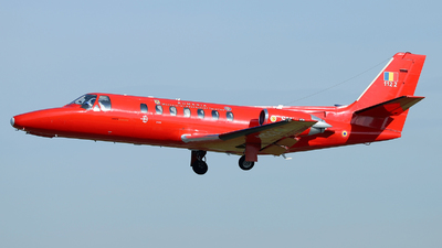 1122 - Cessna 560 Citation V - Romania - Emergency Rescue Service (SMURD)
