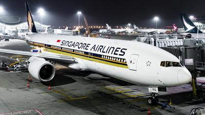 9V-SRQ - Boeing 777-212(ER) - Singapore Airlines
