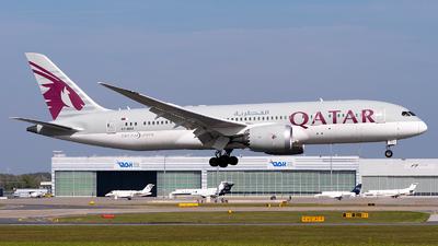 A7-BDA - Boeing 787-8 Dreamliner - Qatar Airways