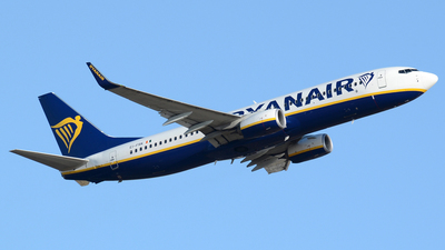 EI-FRK - Boeing 737-8AS - Ryanair