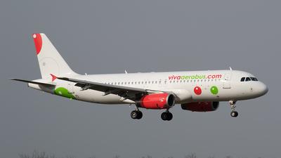 HA-LPI - Airbus A320-232 - VivaAerobus