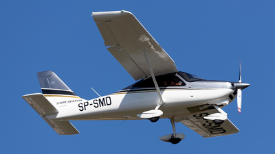 SP-SMD - Tecnam P2008JC MkII - Smart Aviation